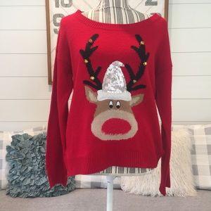 🌿 No Boundaries 🌿 Christmas Sweater